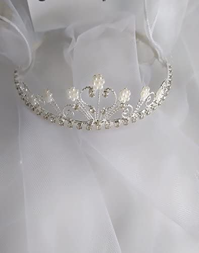 One of a Kind First Communion Veil