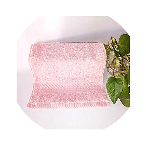 Asteria-Ashley 1pc/2pcs 3374cm Cotton Terry Towels for Adults Face Towels Bathroom Hand Towels Toallas,2pcs1