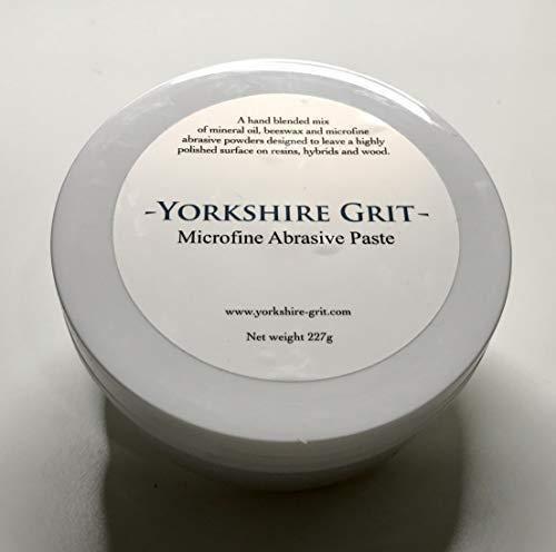 Mabie Todd Yorkshire Grit Microfine Woodturners Schleifpaste