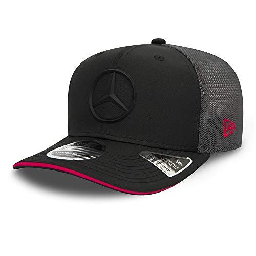 New Era Mercedes E Sport 950 Snapback Cap (Small/Medium, Black)