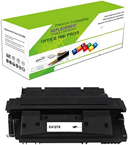 Premium Ink Toner Re Manufactured Toner Cartridge Replacement for C4127X Standard Yield Laser product image