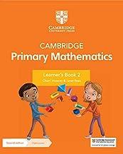 Cambridge Primary Mathematics Learner's Book 2 with Digital Access (1 Year) (Cambridge Primary Maths)