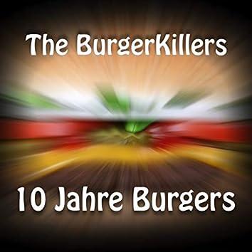10 Jahre Burgers