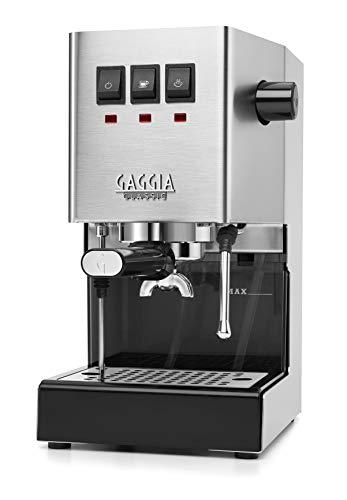 Gaggia - Soporte de filtros Espresso (acero inoxidable) 886948011010