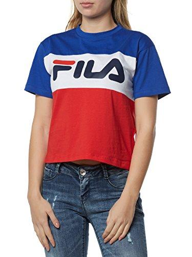 Fila Camiseta Allison Azul/Blanco/Rojo