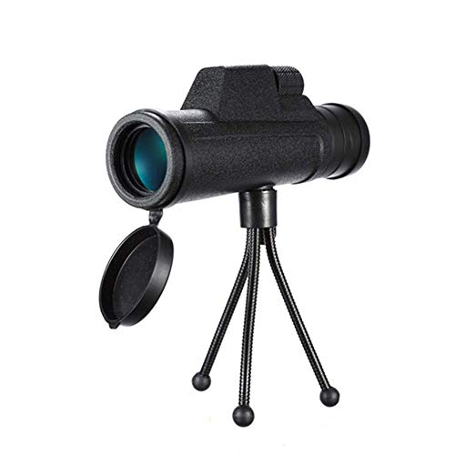 Fantastic Deal! Mzitty-615 Monocular, Portable, Handheld, High-Powered Telescope 10x30 HD Stand-up N...