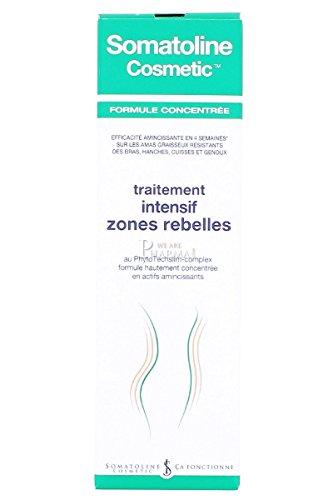 Somatoline Cosmetic Traitement Intensif Zones Rebelles 100 ml
