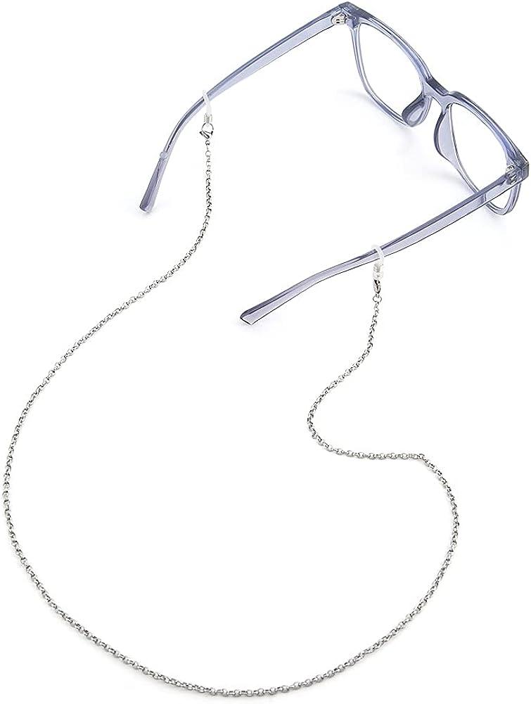 Golden Eyeglass Chain For Women - Sunglass Chain,Mask Chain,Fashion Eyeglass Chain,Universal Eyeglass Chain,A Beautiful Gift