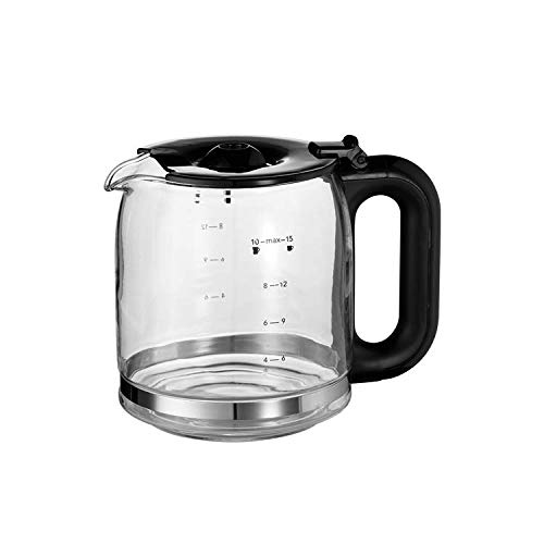 Russell Hobbs - Cafetera, cristal, transparente