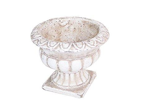 Zelda Bomboniere Coppa Antica Piccola D.15xH.12 Cm Vasi in Cemento Arredo