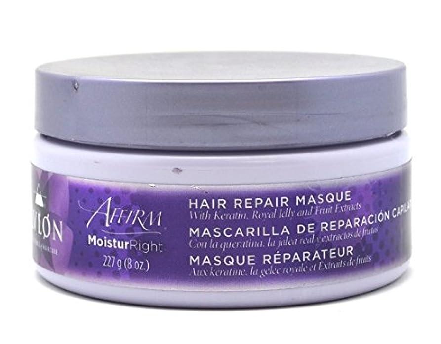 国勢調査爆発講師Avlon Hair Care moistur右の髪仮面を修復 - 8オンス