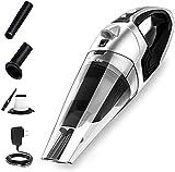 VacLife Handheld Vacuum, Lithium Ion Cordless Hand Vacuum, Model: H-106, Silver (VL106)