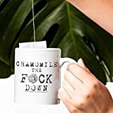 N\A Camomilla The FCK Down Coffee Mug