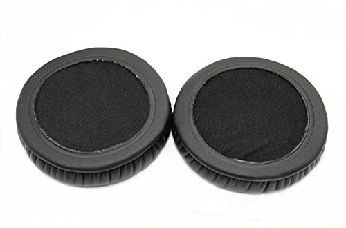YunYiYi Replacement Ear Pads Foam Earpads Pillow Cover Cushions Cups Repair Parts for JBL SYNCHROS E50 BT E50BT Wireless Headset Headphones (Style 4)