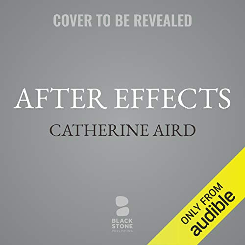 After Effects audiobook cover art