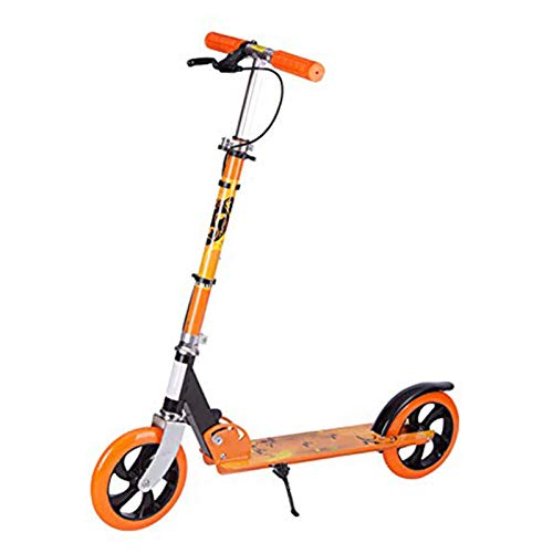 Patinetes Chunlan Scooter Plegable Niño 2 Ruedas Conmutar Adulto Freno Plegable No...