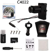 Part & Accessories Original C4020 WiFi Camera C4022 360 Degree WiFi Panoramic Camera C5820 5.8G FPV Camera for Bugs 3 B3 RC Drone Spare Parts - (Color: C4022)
