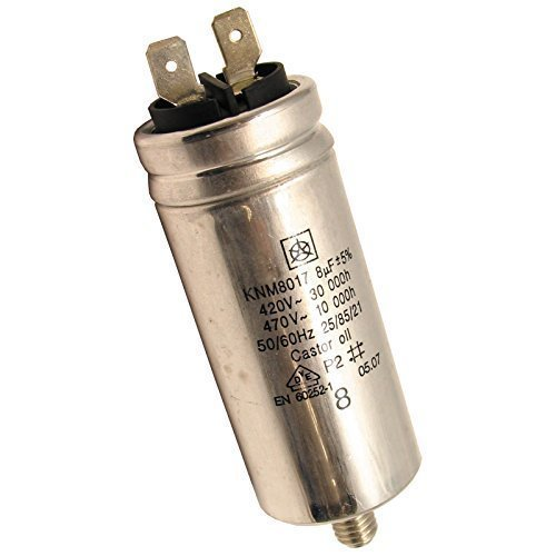 Véritable Hotpoint Creda Indesit A37cex Ct60 V sèche linge Condensateur 8 UF C00194453