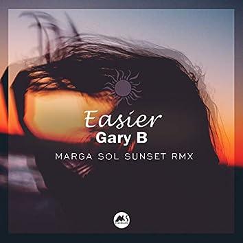 Easier (Marga Sol Sunset Rmx)