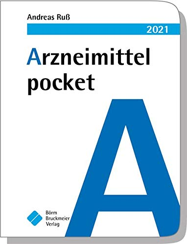 Arzneimittel pocket 2021 (pockets)