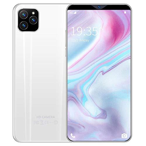 I13 Plus 5.8 Pulgadas Smartphone 4G + 512M Memoria Flash Android Smartphone Blanco EU