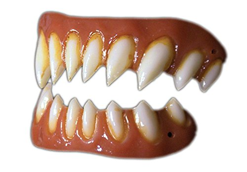 Gaul FX Fangs 2.0 Teeth Dental Veneer, As Shown, Adult