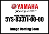 YAMAHA 5YS-83371-00-00 Horn; ATV Motorcycle Snow Mobile Scooter Parts