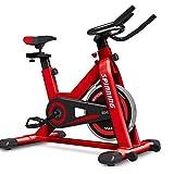 WJFXJQ Ciclismo, Spin Bike, Hogar Ejercicio de Entrenamiento Bicicleta, Bicicleta de Ejercicio Vertical, Bicicletas de Interior Entrenador físico aeróbico, Equipo de Entrenamiento estacionaria