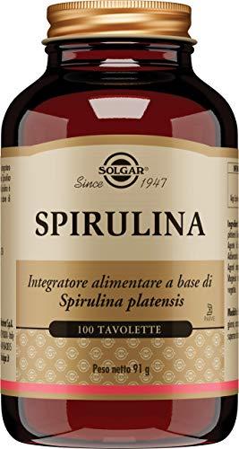 Solgar Spirulina - 200 Ml