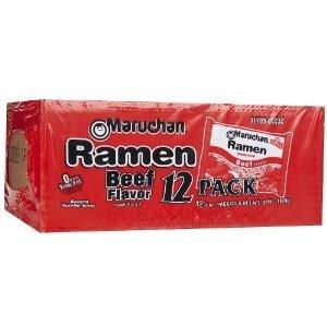 maruchan roast beef ramen - 7