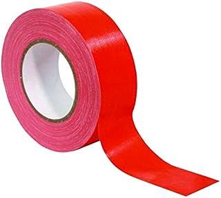 St Rubber Bondage Tape en rojo (20m)