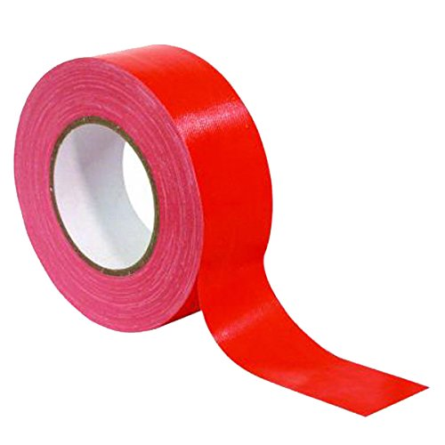 ST Rubber Bondage Tape in rot (20m)