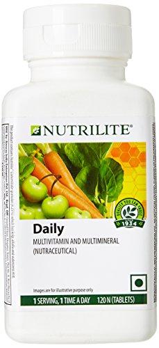 Polivitamínico - Daily Plus 30 E - Nutrilite Amway Minerais