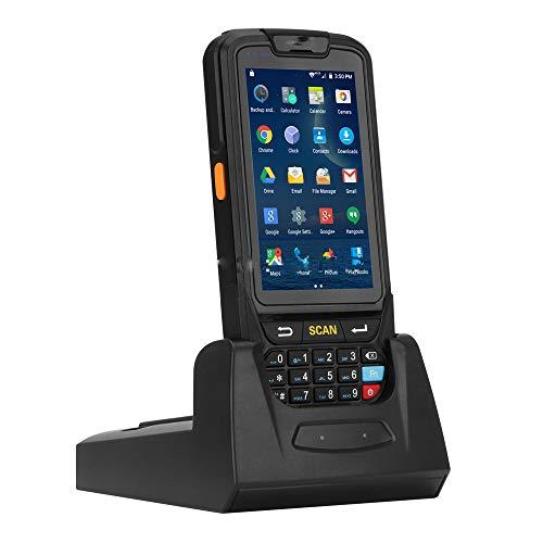 WENHU WiFi Robuste Android 1D / 2D Barcode Scanner QR PDA Portable Data Collector Terminal d'entrée RFID Lecteur,2DNfc