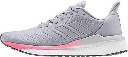 adidas Solar Drive 19 W, Zapatillas Mujer, GRIGLO/Plamet/ROSSEN, 38 EU