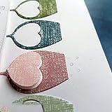 Bhty235 Stanzformen, Herzform, Weinglas, Metall, zum Basteln von Karten, Scrapbooking, Album, Stempel, Papier, Karten, Prägen, Basteln