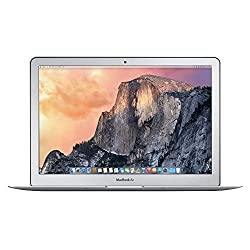 Apple 13.3-inch MacBook Air (Mid 2017, Silver)