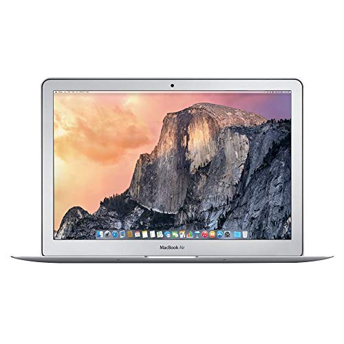 Apple 13.3' MacBook Air (Mid 2017, Silver)