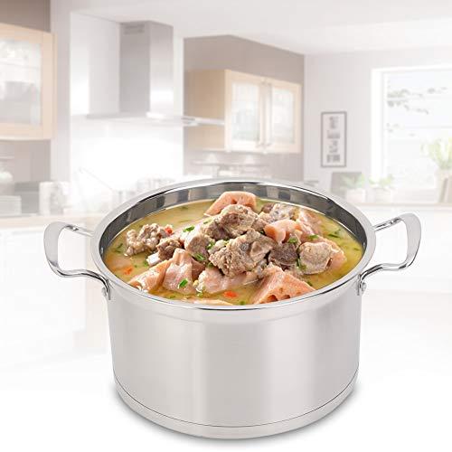 Utensilios de cocina para ollas y accesorios de cocina, caldera doble anti-escaldado, 26 CM para el hogar restaurador