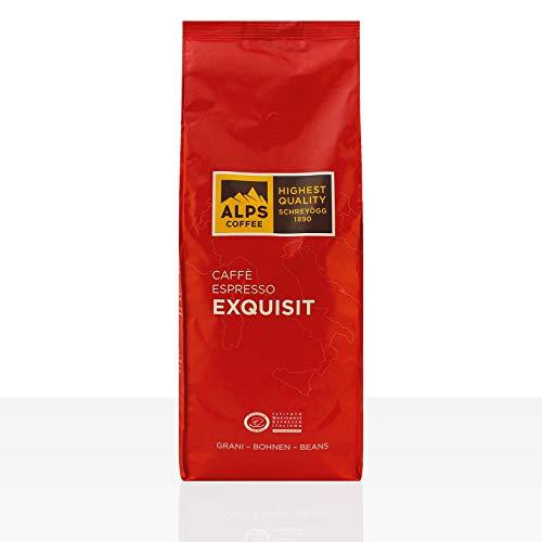 Schreyögg Kaffee Espresso - Exquisit, 1000g Bohnen