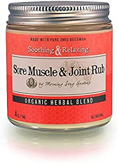 Sore Muscle & Joint Rub 2oz