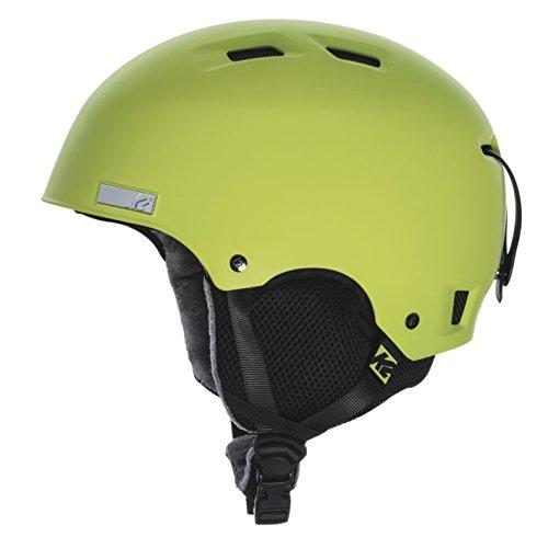 K2 Skis Helm VERDICT, electric lime, L/XL