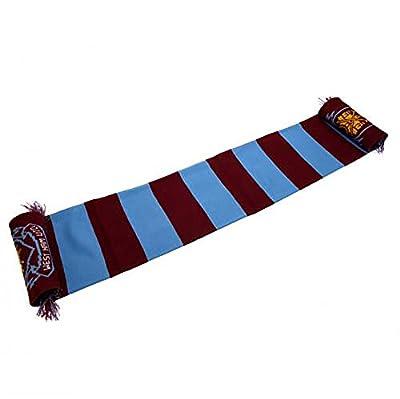Official Licensed West Ham United F.C - Scarf (CT)