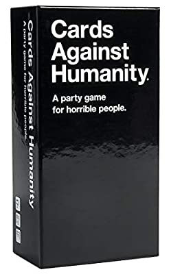 Cards Against Humanity from Cards Against Humanity LLC.