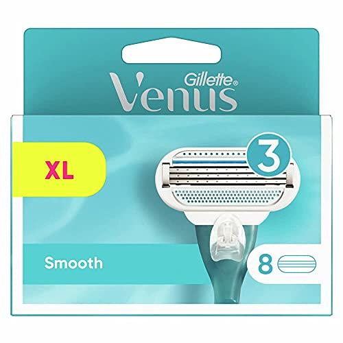Gillette Venus - Pack de 8 cuchillas de afeitar