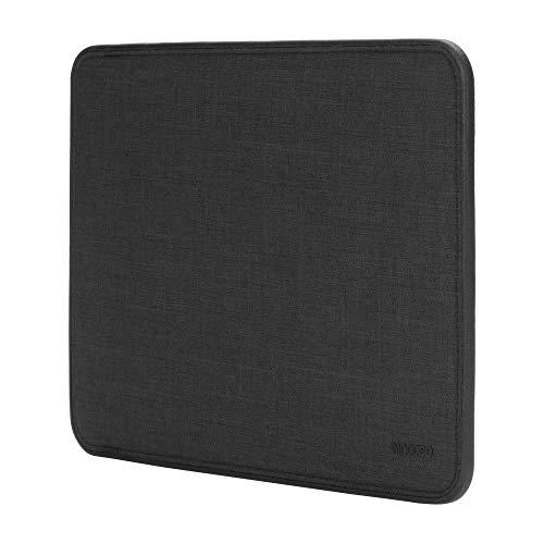 "Incase Tasche Icon Sleeve Hülle kompatibel mit Apple MacBook Pro 16"" (2019) - grau [Woolenex-Material I TENSAERLITE-Bumper I Kunstfell-Interieur I Magnetverschluss], Dunkelgrau"