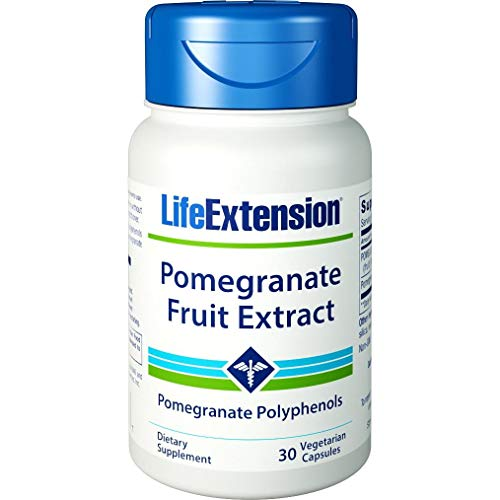 Life Extension Pomegranate Extract, 30 Vegetarian...