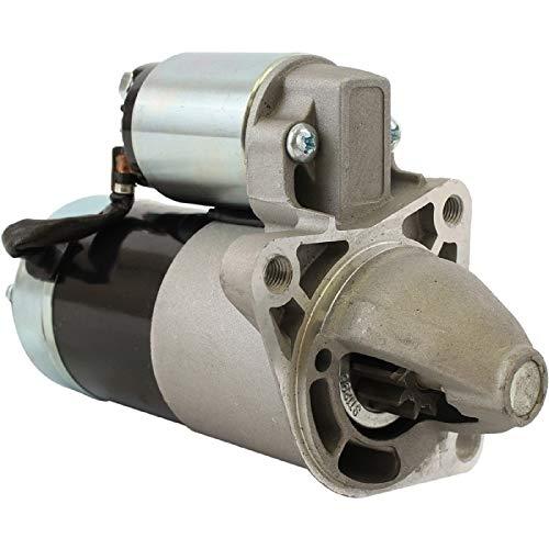 DB Electrical SMT0068 Starter for Ford Probe 2.2L 2.2 89-92 /KIA Sephia 1.8L 1.8 95-01, Spectra 1.8 00-04, Sportage 2.0L 96-02 /Protege 1.8, Mazda 323 1.8 90-94, 626, MX-6 2.2L 88-92 /M1T71281