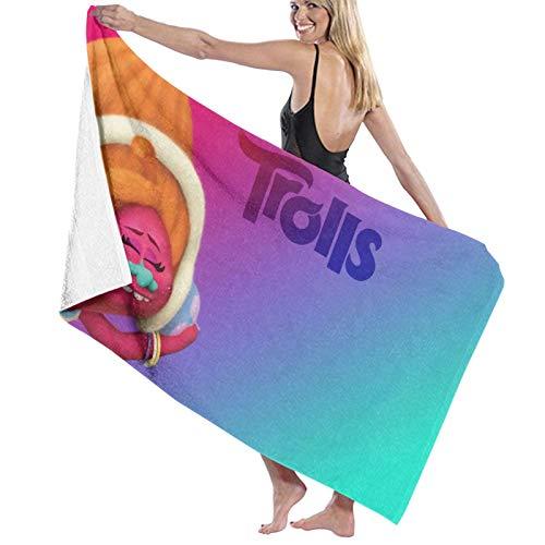 Trol-Ls toallas de baño toalla de baño suave absorbente toallas de mano toallas de invitados toalla de decoración hombre mujer