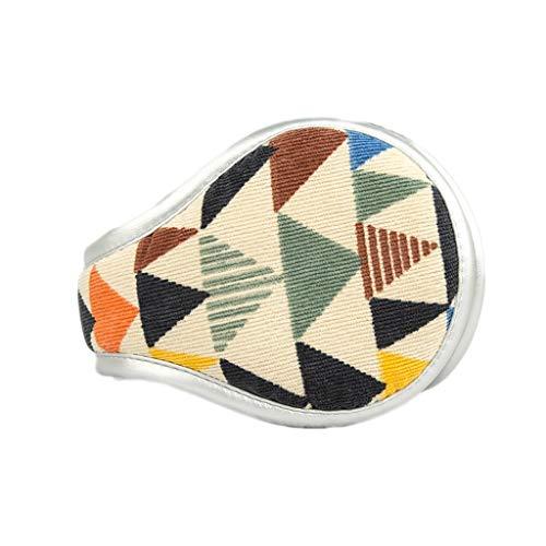 ZJ Warm halten Earmuffs Warm Earmuffs Earmuffs Mann-Winter Earmuffs Frauen im Freien Earmuffs Warm warm (Color : Multi-Colored)